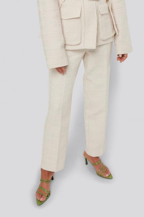 Pantaloni Tweed Suit Pants [4]