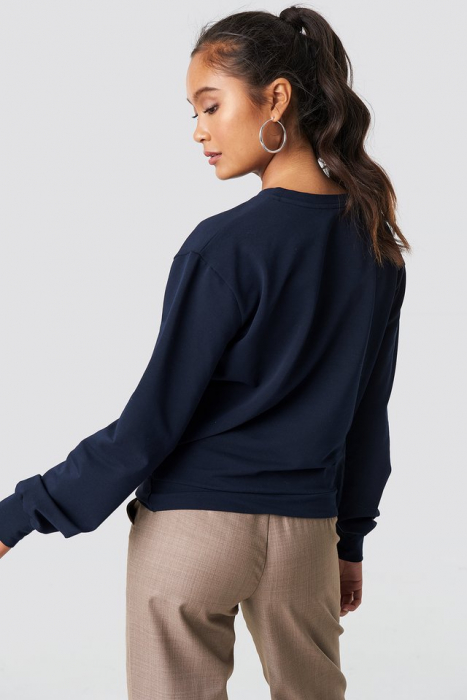 Twisted Front Sweatshirt 1