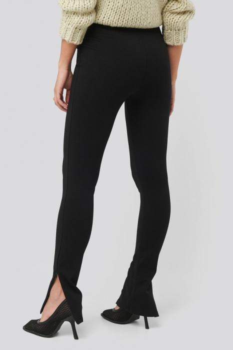 Pantaloni Zip Detail Long Jersey [1]