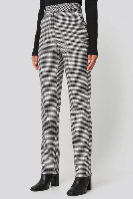 Pantaloni Checked [1]