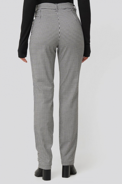Pantaloni Checked [2]