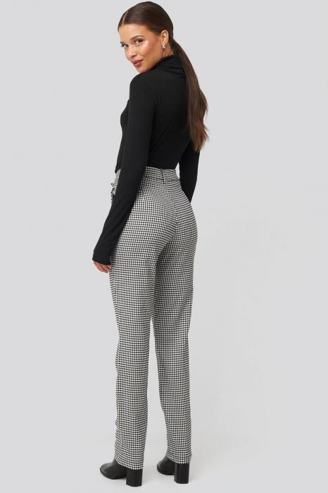 Pantaloni Checked [3]