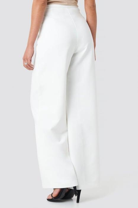 Pantaloni Wide Leg Pants 2