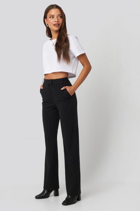 Pantaloni Pinstriped Pants Nicci [0]