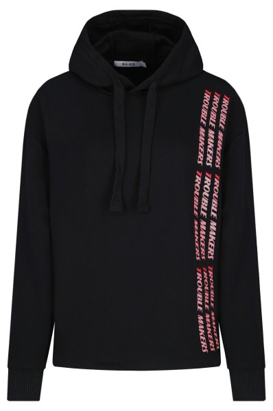 Hoodie trouble maker  Oversize fit 2