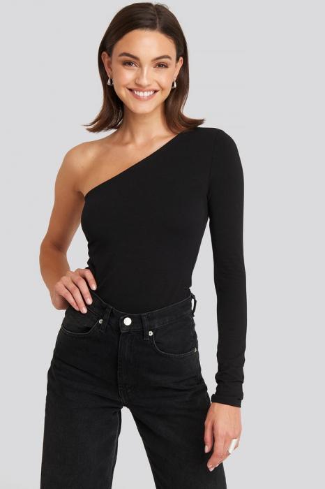 Bluza One Shoulder 0