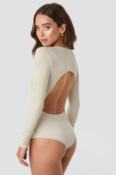 Open Back Bodysuit 2