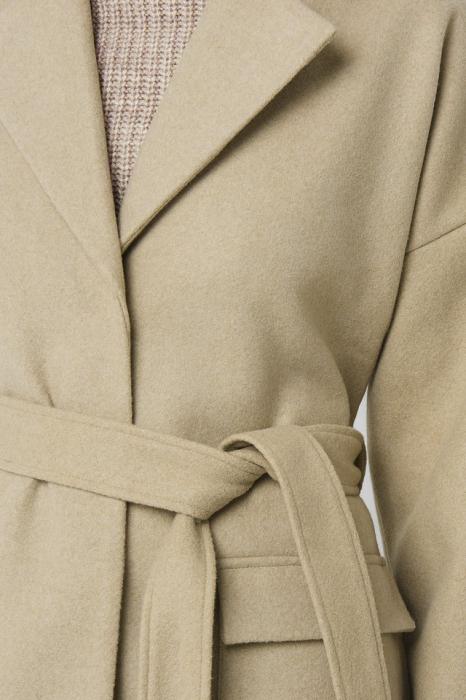 Oversized Midi Coat 3