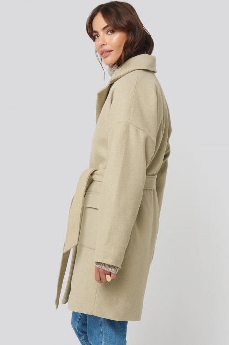 Oversized Midi Coat 2