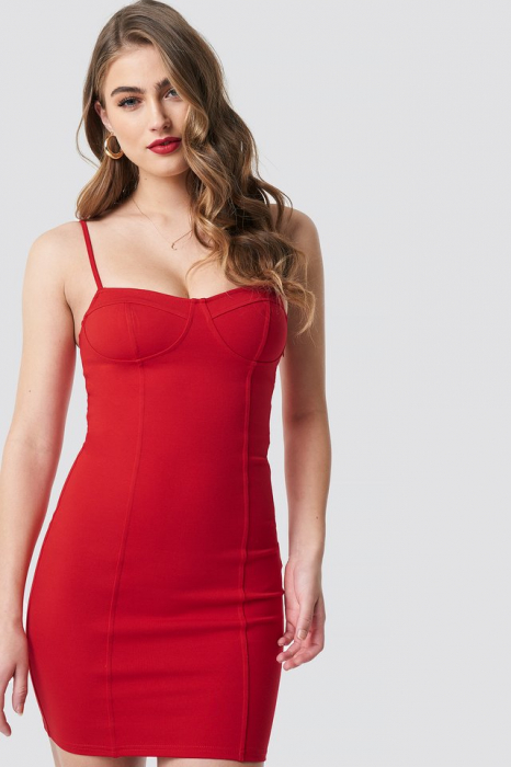 Rochie Tight Short Cup 1