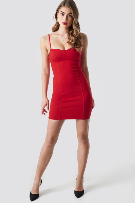 Rochie Tight Short Cup 0