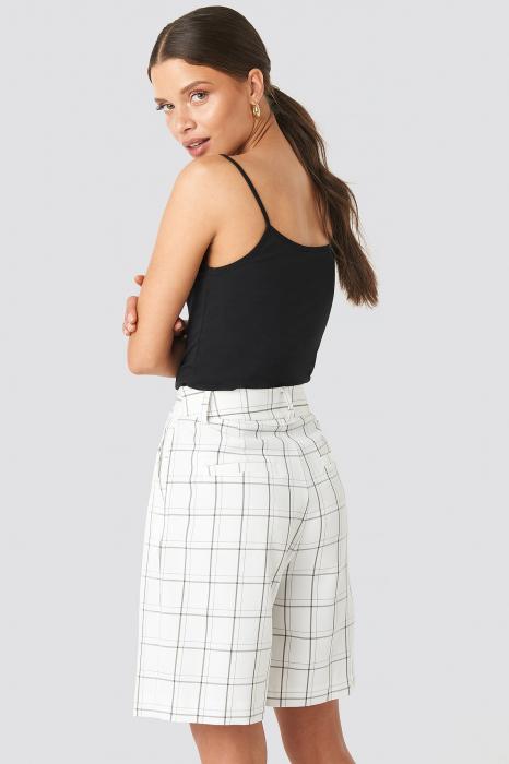 Pantaloni Big Check Bermuda [1]