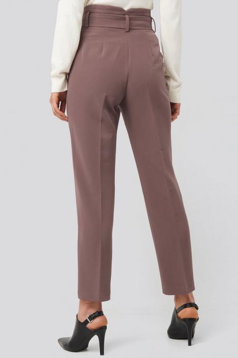 Pantaloni Belted Suit 2