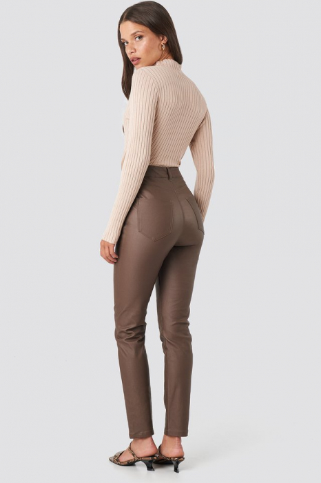 Pantaloni Coated Cotton [3]