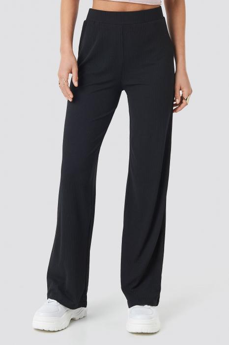 Pantaloni Ribbed Jersey 1