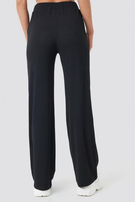 Pantaloni Ribbed Jersey 2