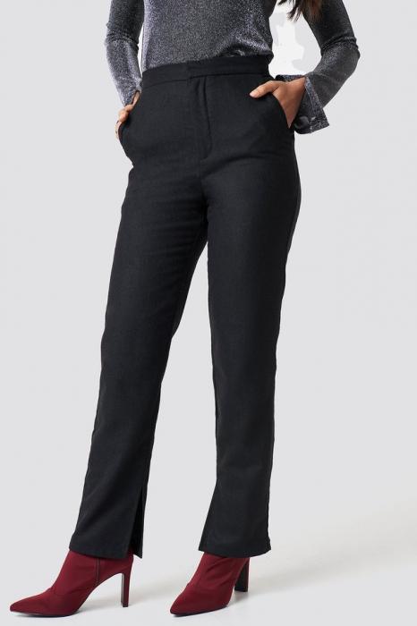 Pantaloni Front Slit Suit [2]