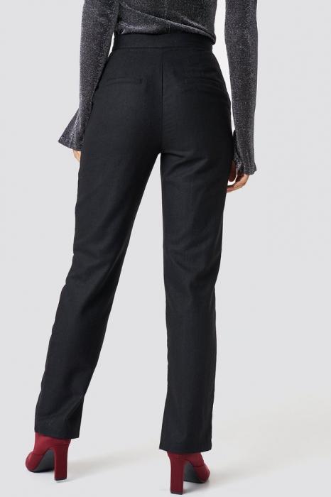 Pantaloni Front Slit Suit [1]