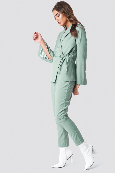 Pantaloni High Waist Suit [1]