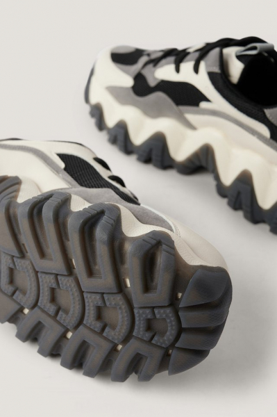 Pantofi Sport Rounded Chunky Profile 4