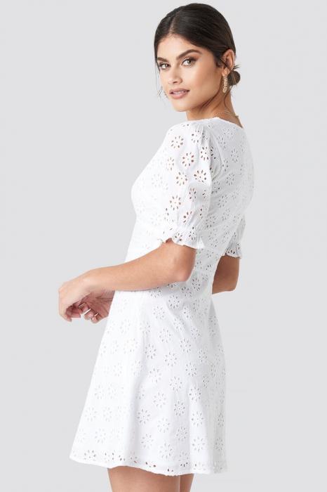 Rochie Cotton Anglaise Mini 1