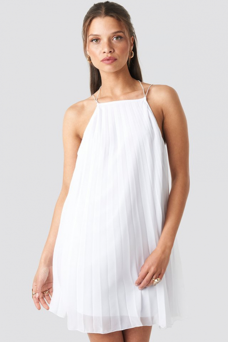 Rochie Pleated Trapeze 0
