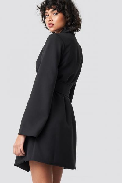 Rochie Wide Sleeve Belted Blazer [1]