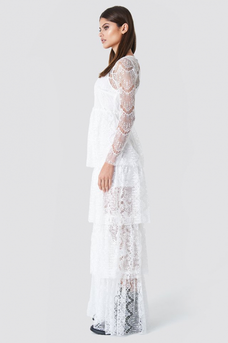 Rochie Long Sleeve Lace 1
