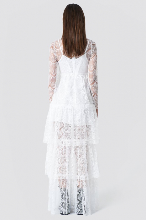 Rochie Long Sleeve Lace 2