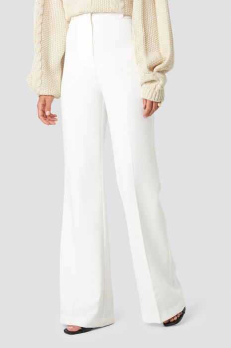 Pantaloni High Waist Bootcut 1