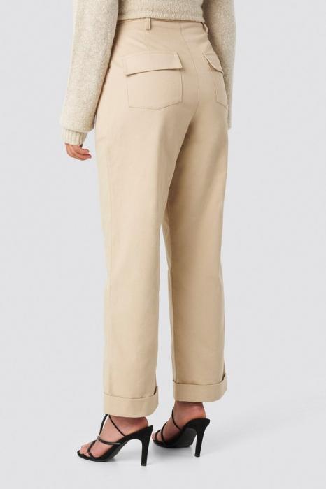 Pantaloni Straight Cargo [3]