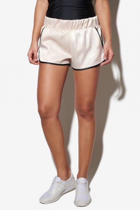 Pantaloni Satin Shorts [1]