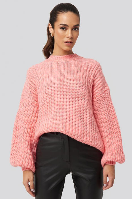 Pulover Crew Neck Knitted [0]