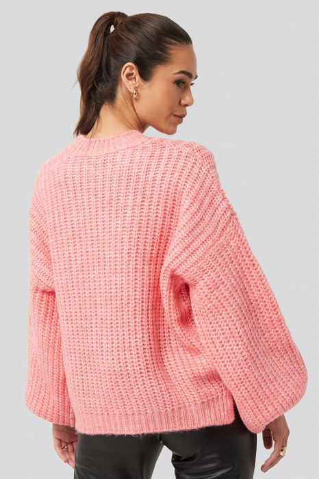 Pulover Crew Neck Knitted [1]
