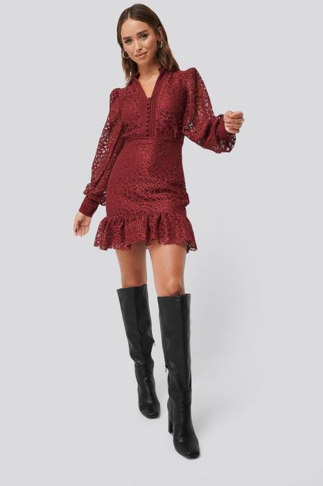 Rochie Lace Mini 0