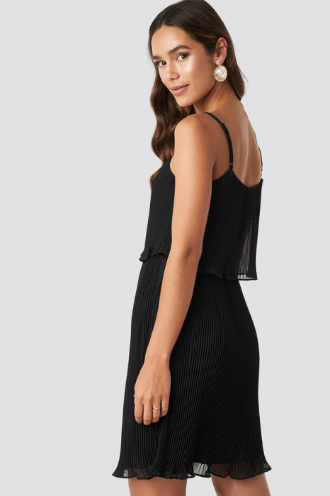Rochie Pleated Mini 1