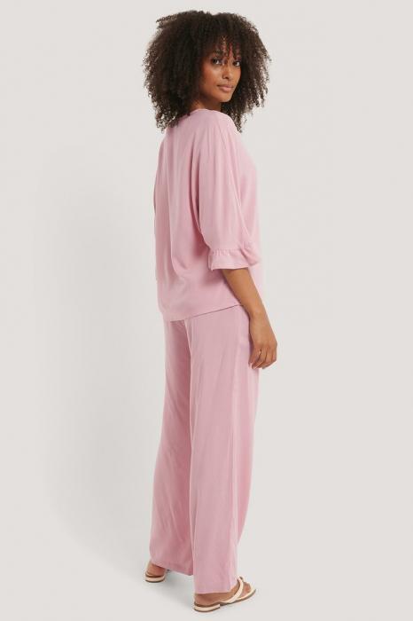 Pantaloni Ruffle Pijama [1]