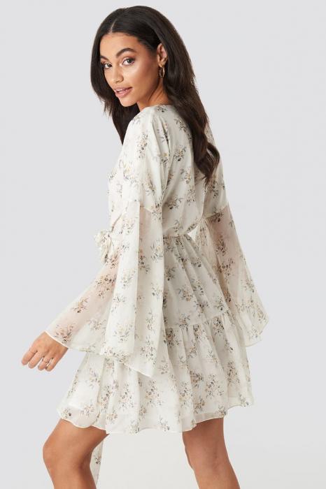 Rochie Wide Sleeve Mini 1