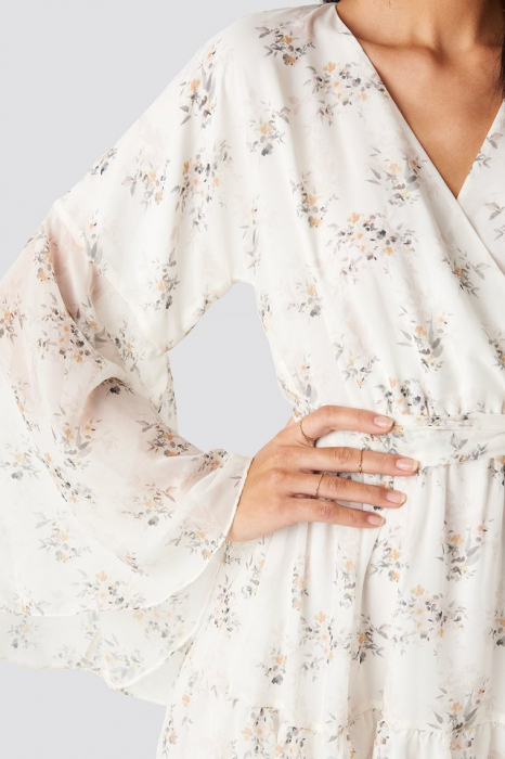 Rochie Wide Sleeve Mini 3