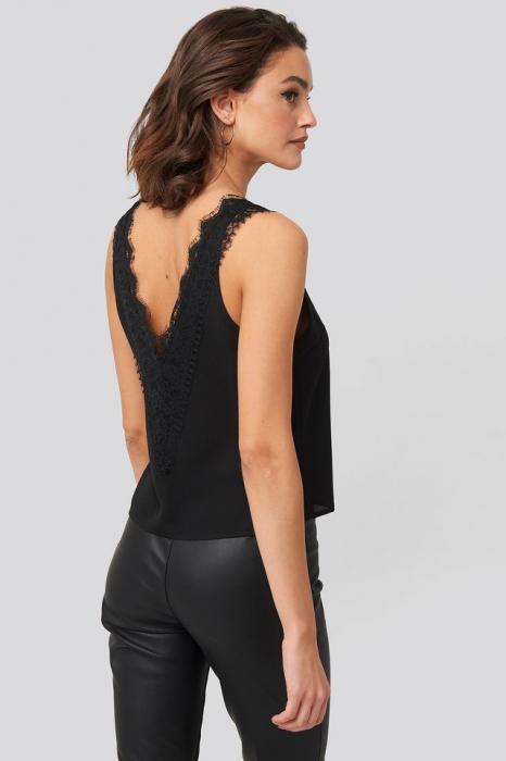 Wide Strap Lace Singlet [1]