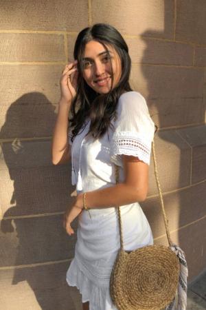 Rochie A-line Crochet [0]