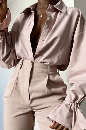 Camasa Wide Sleeve Shirt [3]