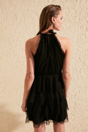 Rochie Dama Tulle Detailed [1]