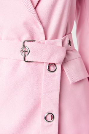 Sacou Belted Blazer [2]
