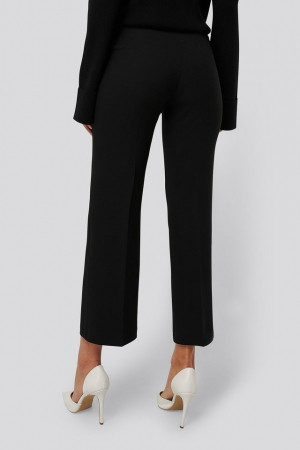 Pantaloni High Waist Pleat2