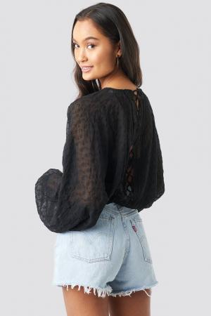 Bluza Lace-Up Back1