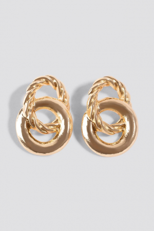 Cercei Thick Double Ring0