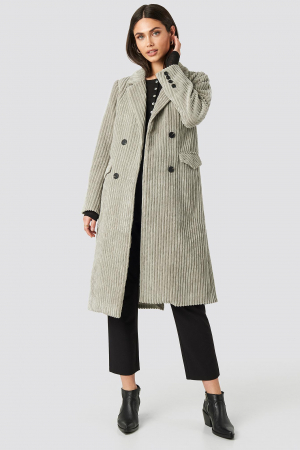 Corduroy Coat [0]