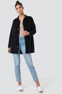 Corduroy Overshirt Jacket [0]
