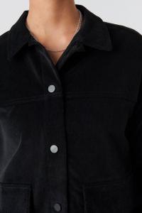 Corduroy Overshirt Jacket [2]